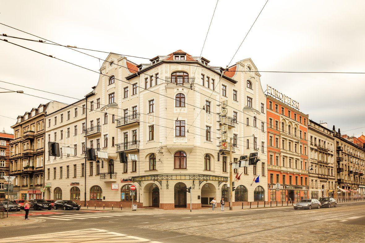 Hotel Europejski Ma 140 Lat Wwwwroclawpl