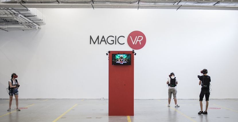 Image result for magicvr
