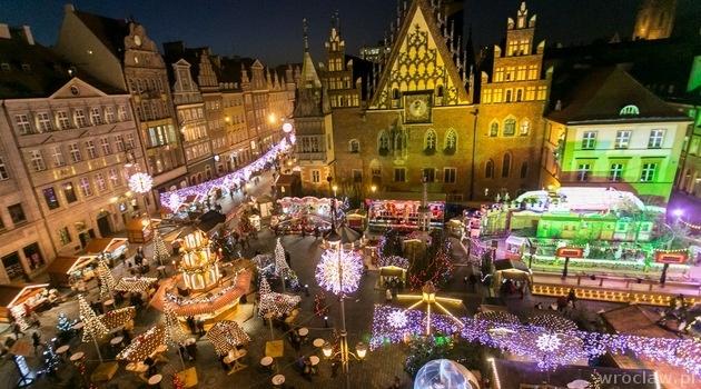 Das Weihnachtsmarkt.Weihnachtsmarkt In Breslau Unter Den 12 Schönsten In Europa Www
