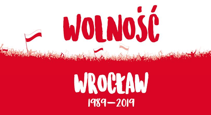 Jahrestag.Freiheit Wroclaw 1989 2019 Veranstaltungen Zum 30 Jahrestag