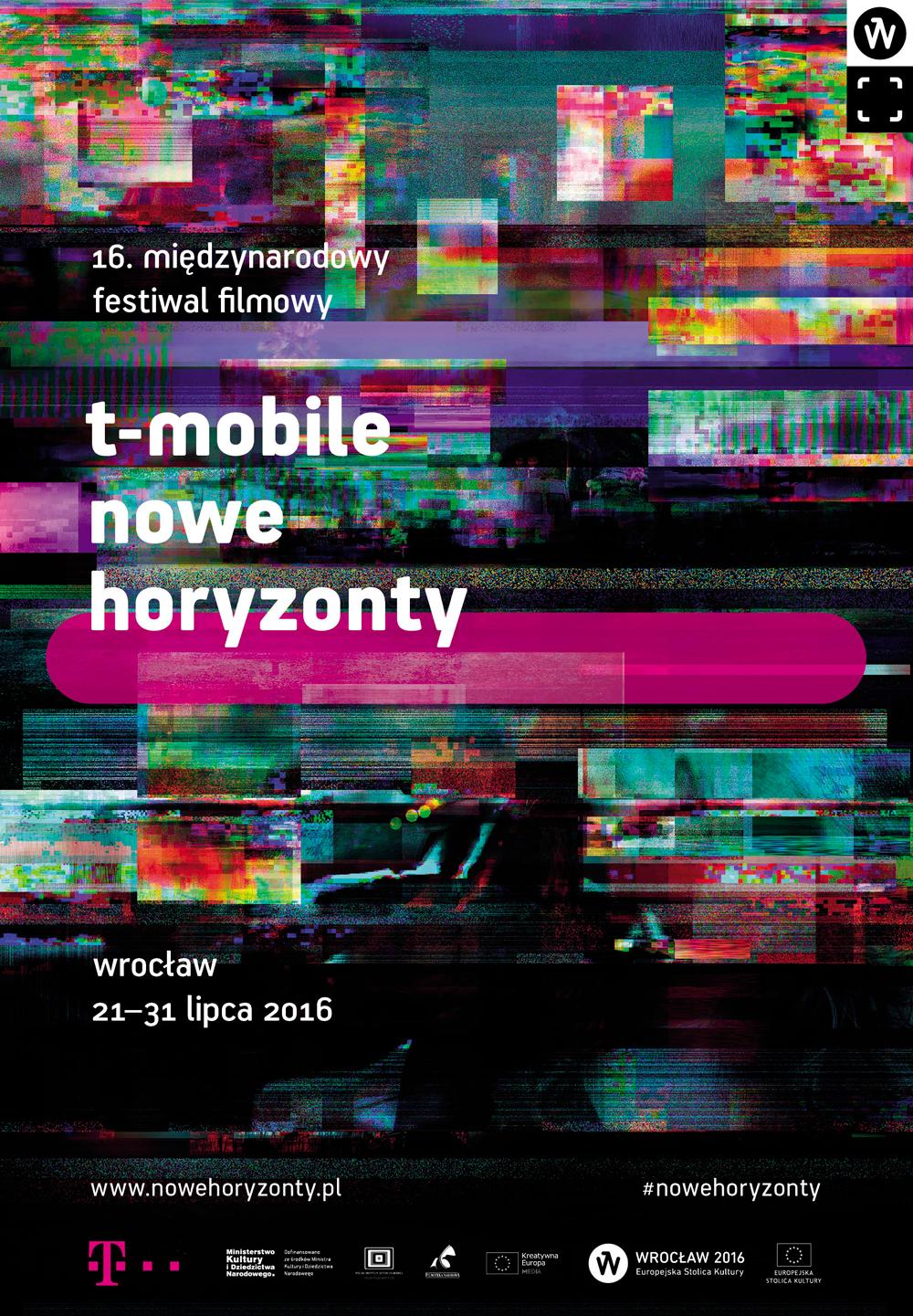 Festiwal T-Mobile Nowe Horyzonty 2016. Program