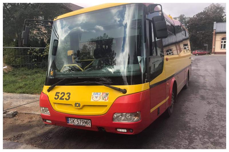Autobusy linii 345