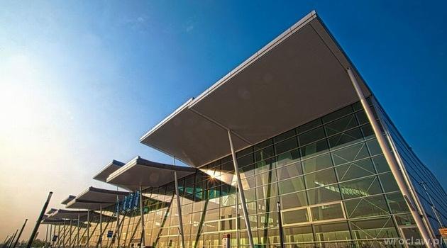 Wrocław Airport - teraz