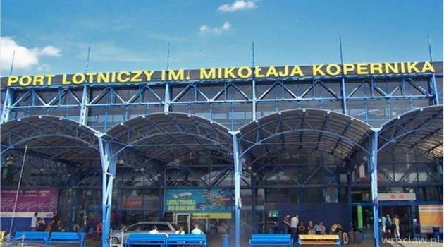 Wrocław Airport - kiedyś