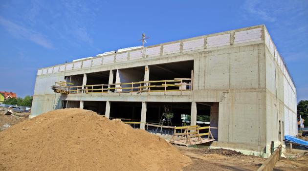 budowa basenu na Brochowie