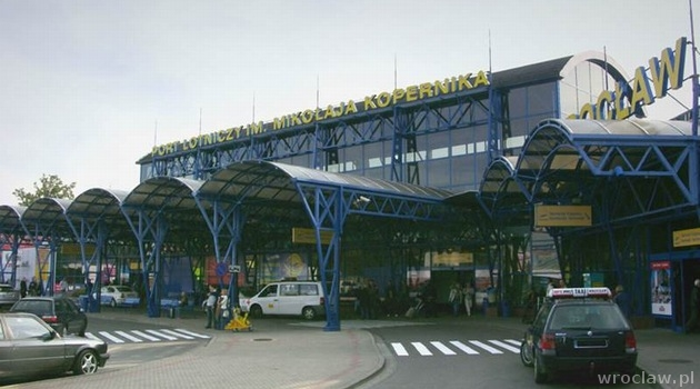 Airport Wroclaw : How wroclaw has changed photos before and now