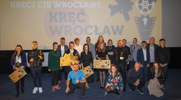 Laureaci konkursu Kręć Wrocław, 7 października 2021
