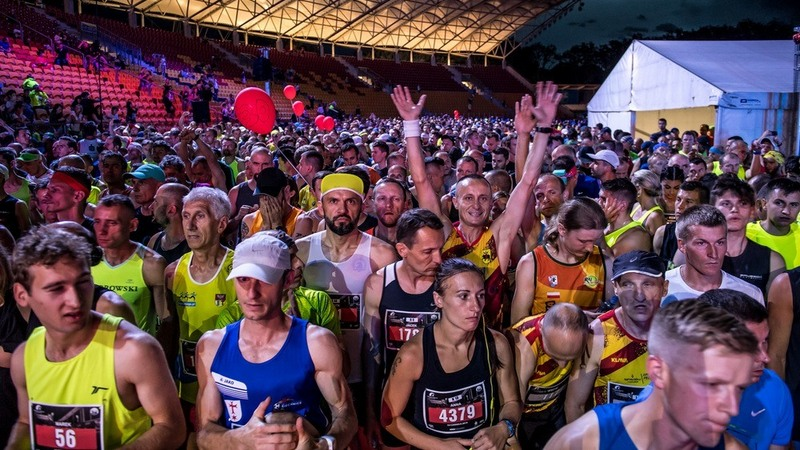 7. PKO Nocny Wrocław Półmaraton - czerwiec 2019 r., fot. archiwum Wroclaw.pl