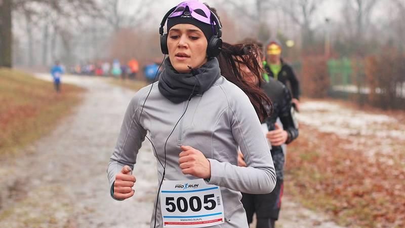 W tegorocznym Biegu Karnawałowym wystartowało blisko 800 biegaczy, fot. Pro Run Wrocław