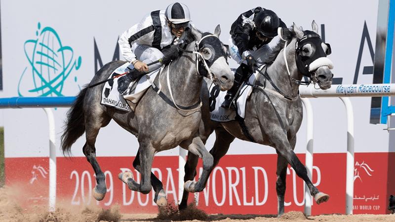 Fot. Mathea Kelley, Dubai Racing Club
