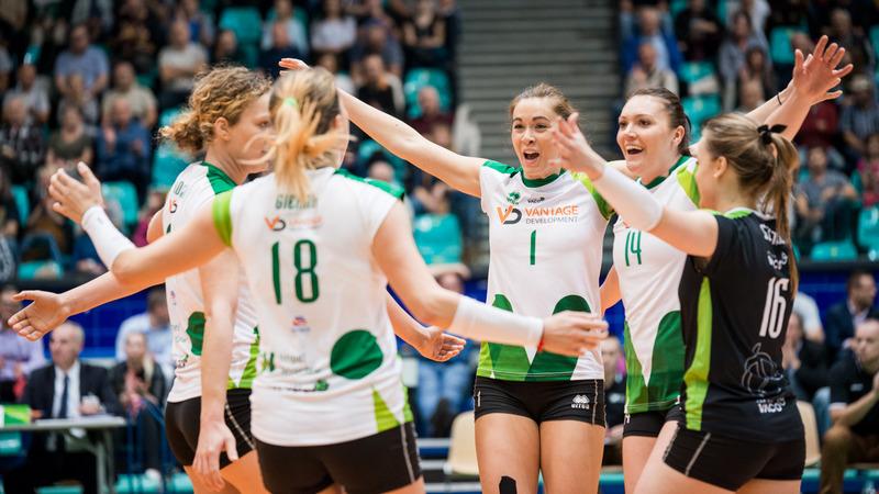 Impel po zwycięstwie w Kaliszu awansował do kolejnej rundy Pucharu Polski. Wrocławianki przede wszystkim potrzebują jednak kolejnych punktów w lidze, fot. Impel Wrocław