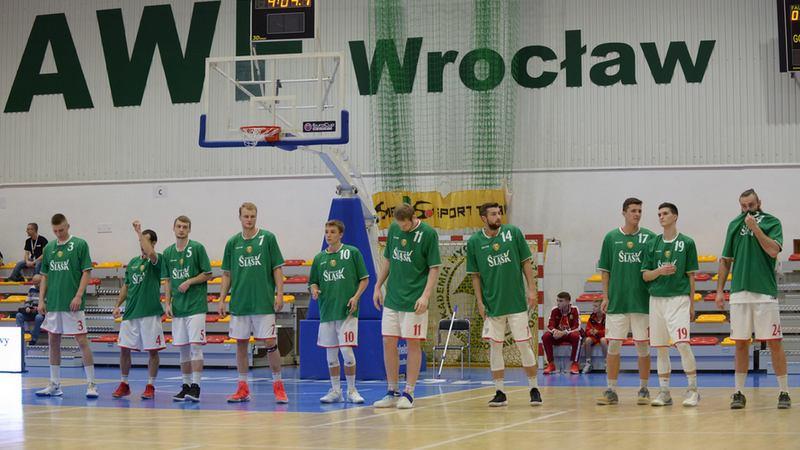 Koszykarze Śląska po raz pierwszy zagrają przed własną publicznością pod wodzą Radosława Hyżego, fot. WKS Śląsk Wrocław