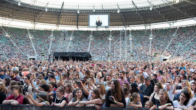 Odnowienie Festiwal, fot. Stadion Wrocław