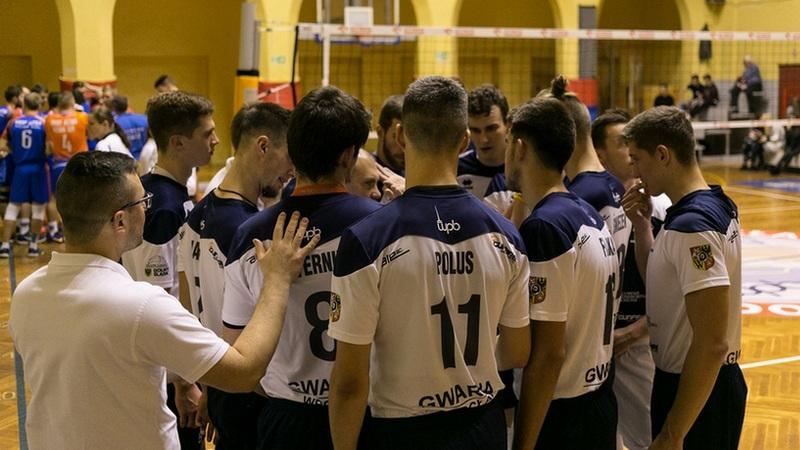 Gwardziści chcą wrócić do wygrywania po minimalnie przegranym ostatnim spotkaniu z Chrobrym Głogów, fot. Gwardia Wrocław