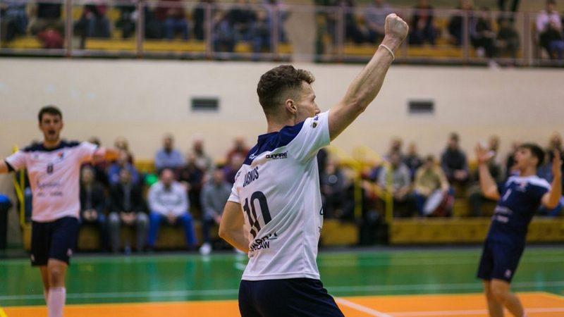 Gwardziści pokonali drugi raz w tym sezonie zespół z Nowej soli i są coraz bliżej ligowego podium, fot. Gwardia Wrocław