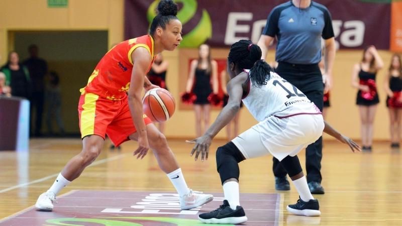 Koszykarki Ślęzy poniosły czwartą porażkę w obecnym sezonie Tauron Basket Ligi Kobiet, fot. Ślęza Wrocław
