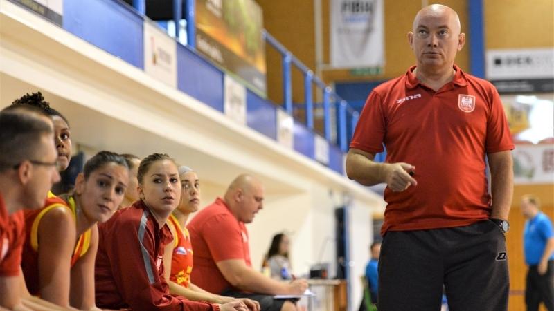 Trener Arkadiusz Rusin jest zadowolony z przedsezonowych przygotowań swojego zespołu