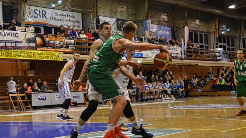 Radosław Hyży od zwycięstwa rozpoczął pracę w roli trenera koszykarzy WKS-u, fot. WKS Śląsk Wrocław
