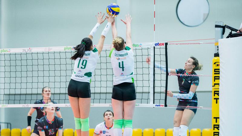 Impel poniósł drugą porażkę w sezonie 2017/2018, fot. Impel Wrocław