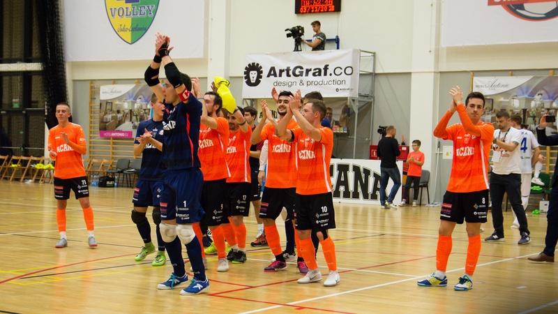 Fot. Jarosław Frąckowiak, KS Acana Orzeł Futsal Jelcz-Laskowice