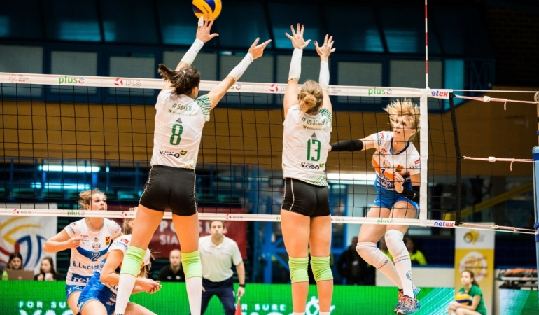 Fot. #Volley Wrocław
