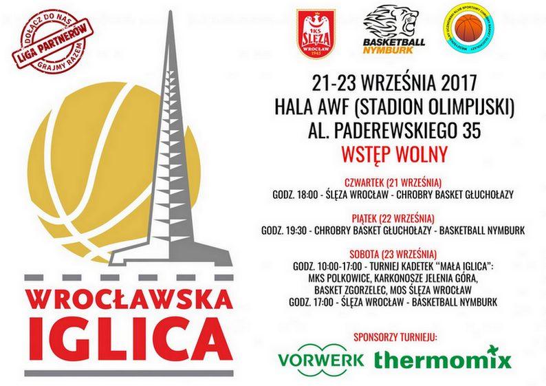 Wrocławska Iglica startuje 21 września