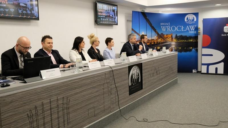 Konferencja prasowa podsumowująca imprezy biegowe w 2019 r. i zapowiadająca plany na 2020 r., fot. Bartosz Moch