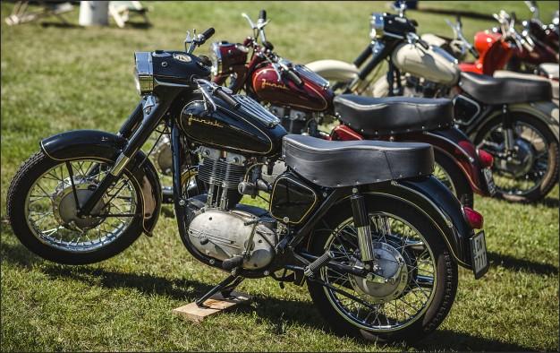 Junak z Muzeum Motoryzacji