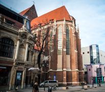 Kościół św. Stanisława,<br /> św. Doroty i św. Wacława