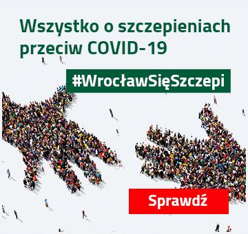 Wrocław się szczepi - zobacz