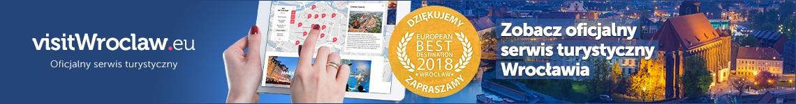 Zobacz oficjalny serwis turystyczny Wrocławia