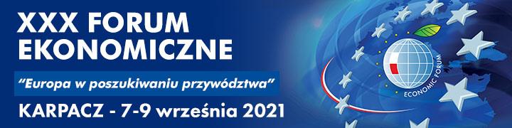 Trzydzieste forum ekonomiczne - Karpacz