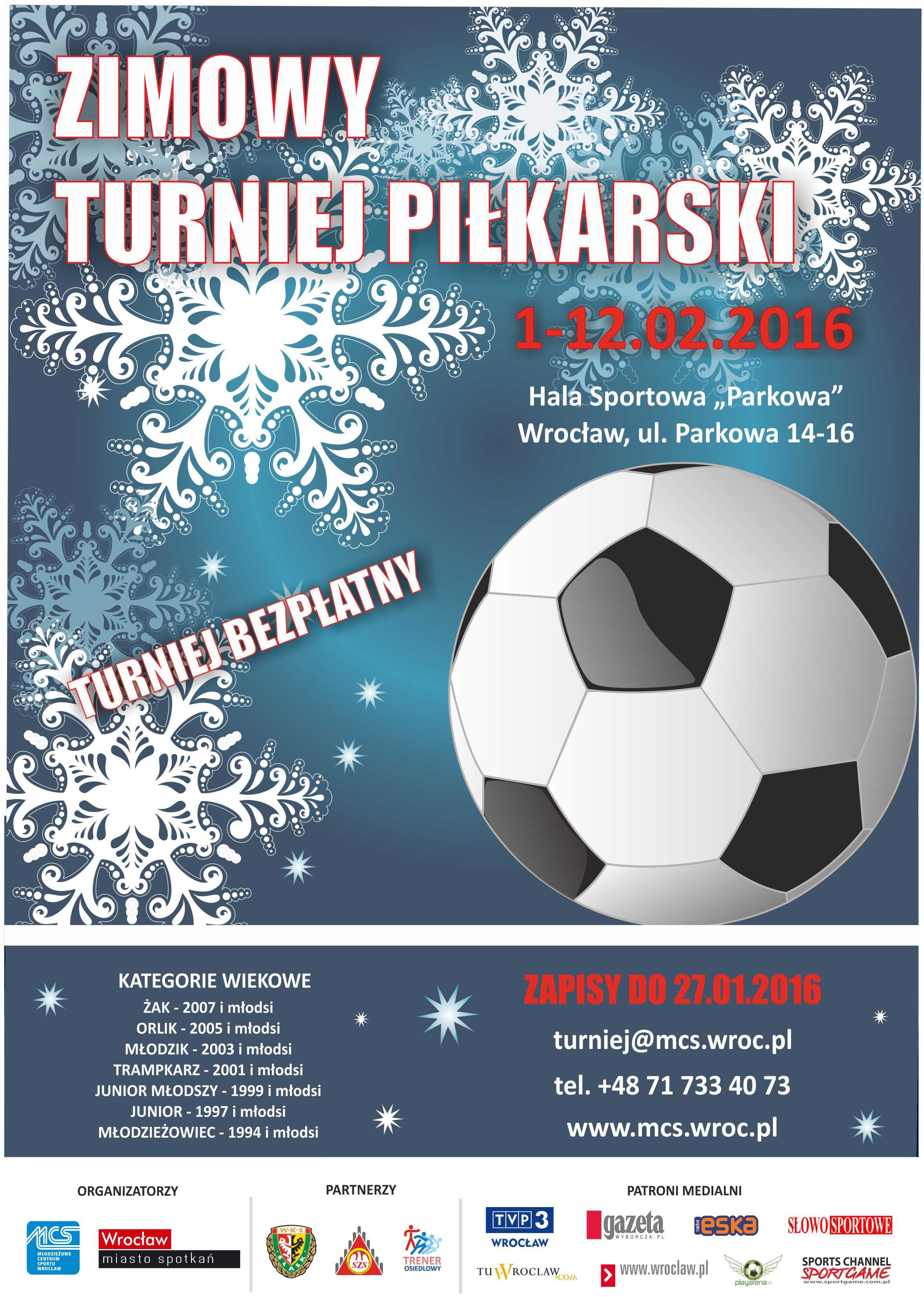 64392b6c5 Zimowy Turniej Piłkarski 2016 | www.wroclaw.pl