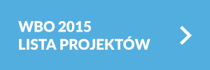 Lista projektów WBO - 2015