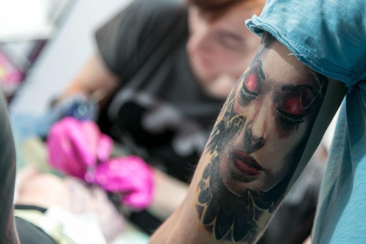 Wrocław Tattoo Konwent 2015 Wwwwroclawpl