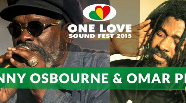 one love sound festival 2015