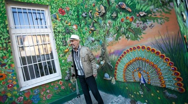 Znalezione obrazy dla zapytania kolorowe podwórko wrocław