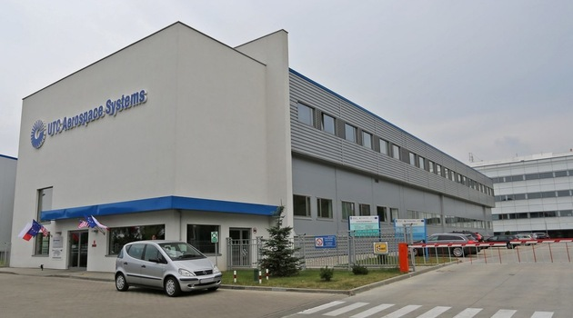 UTC Aerospace Systems we Wrocławiu