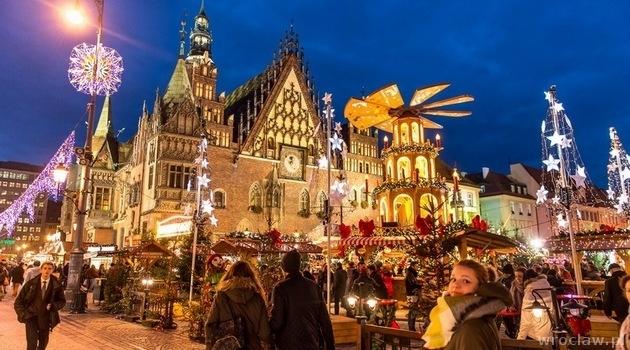Strasbourg En Hiver Decor De Noel