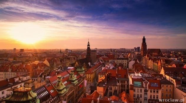 "Wroclaw in ""Quality of Living"" Mercer 2016   www.wroclaw.pl"
