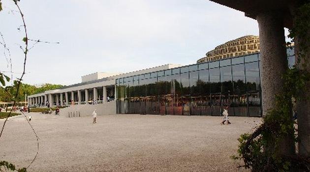 Nagroda ex aequo kategoria budynek użyteczności publicznej - Regionalne  Centrum Turystyki Biznesowej w zespole Hali Stulecia przy ul. Wystawowej 1 6e6fb09e10a82