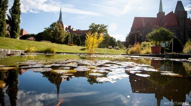Nice, Sunny Weather Is The Best Time To Visit The Botanical Garden (Ogród  Botaniczny) [Photo: Tomasz Walków]