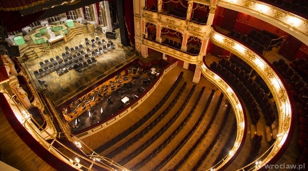 Nieznany Wrocław Opera Wrocławska Wwwwroclawpl