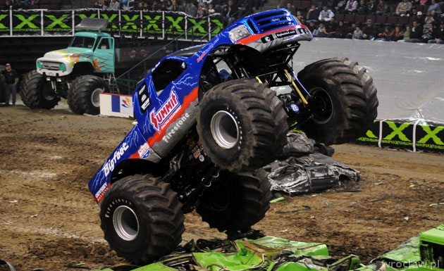 Monster Trucks in Wroclaw