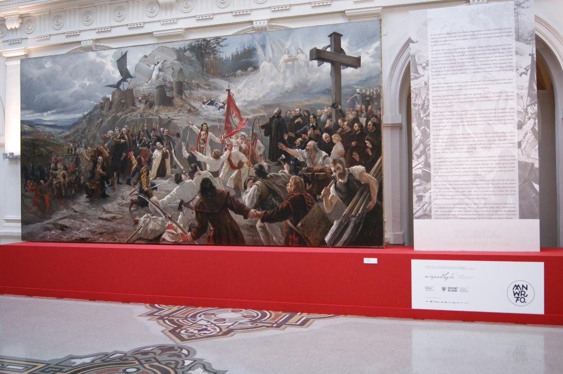 Polonia Jana Styki I Plakaty Patriotyczne Z Lat 20 W
