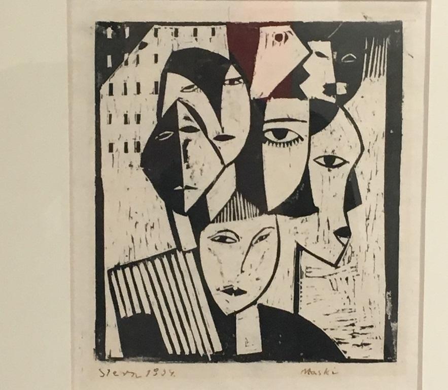 """Wystawa """"Grupa Krakowska 1932-1937"""" w Pawilonie Czterech"""