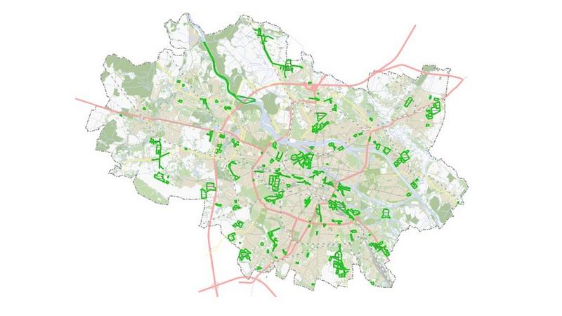 Nowe Mapy Wroclawia W Geoportalu Www Wroclaw Pl