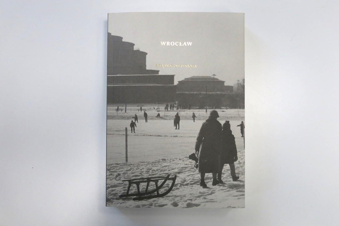 Wrocław Książka Do Pisania Nareszcie Mamy Własną Www