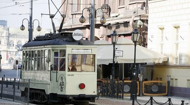 Zabytkowe tramwaje we Wrocławiu