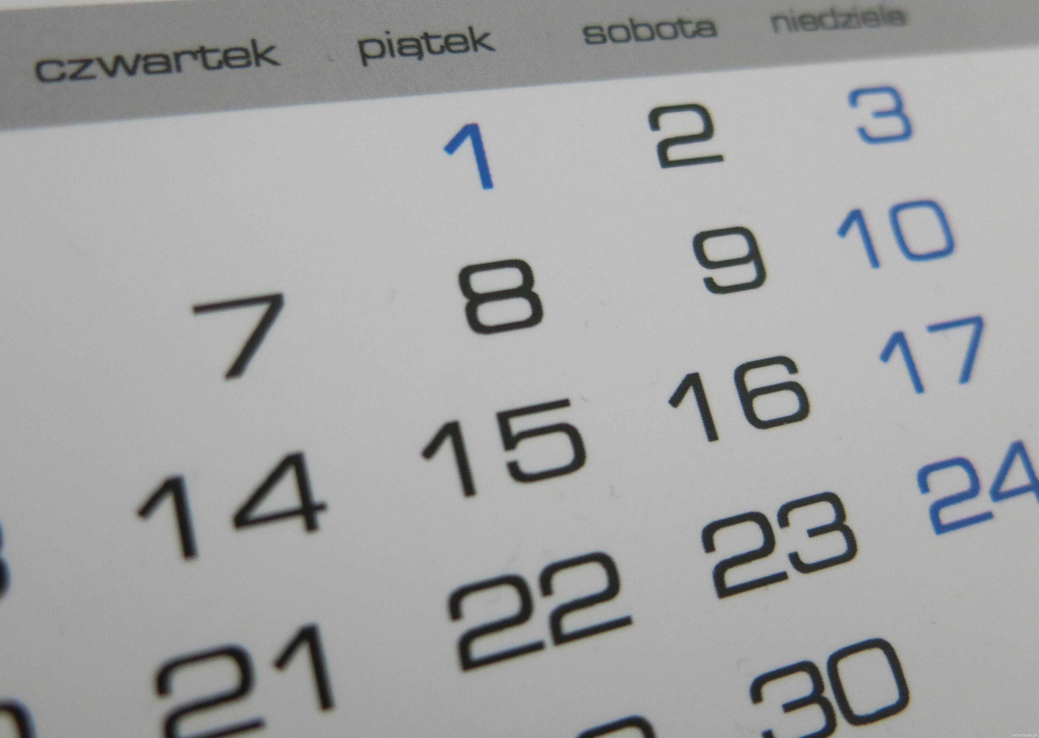 Kalendarz imprez BORT 2015!